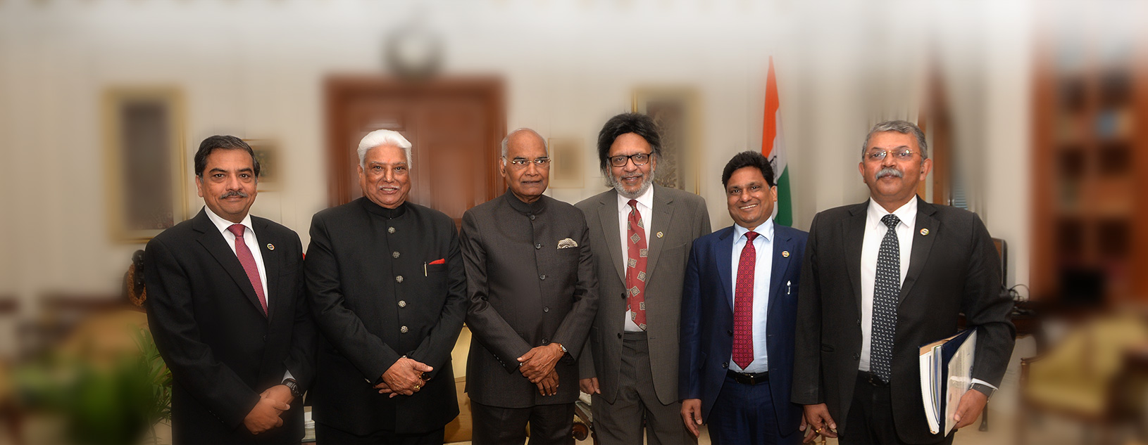 Meeting With Honourable President of India