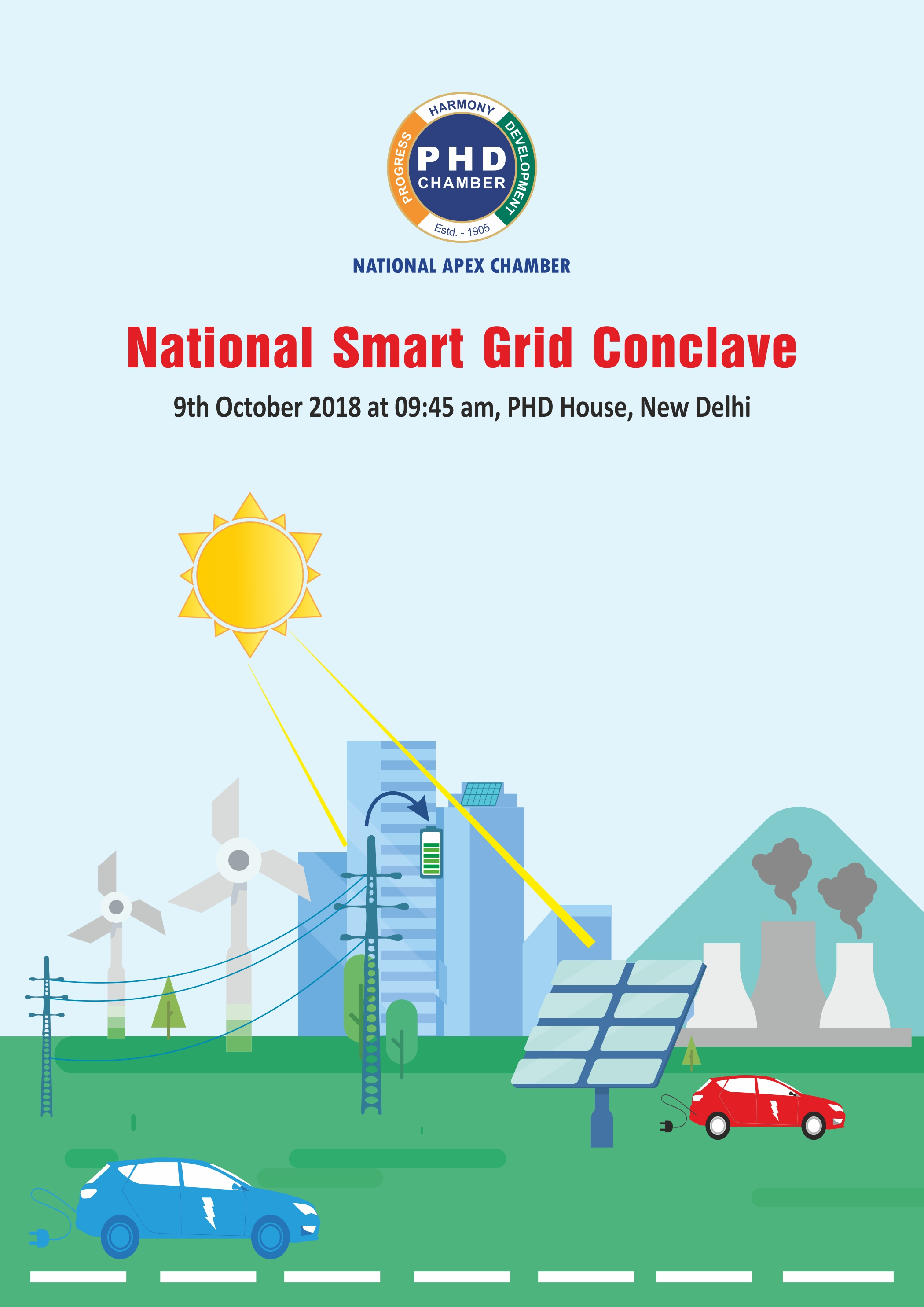 National Smart Grid Conclave