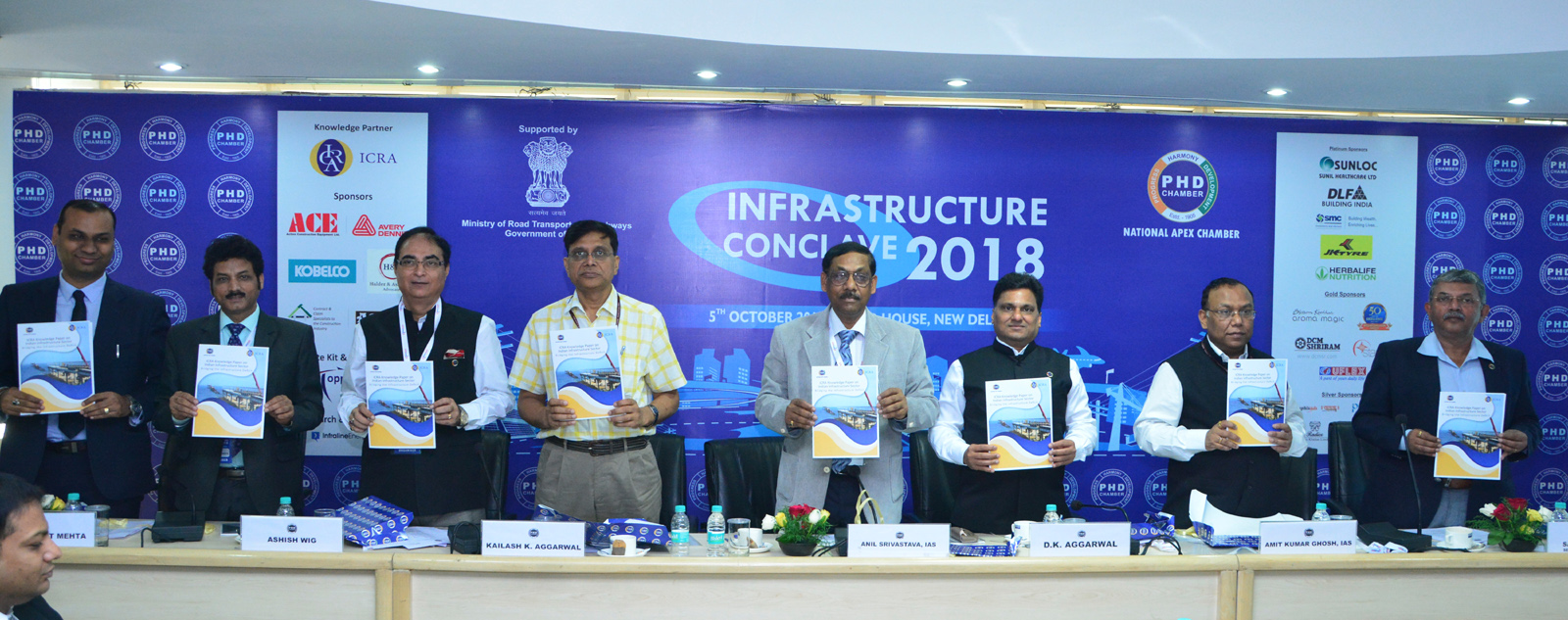 Infrastructure Conclave – 2018