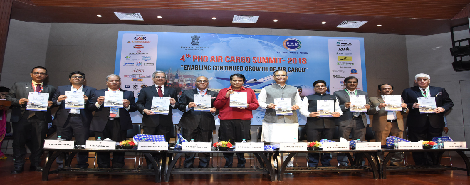 4th PHD Air Cargo Summit – 2018