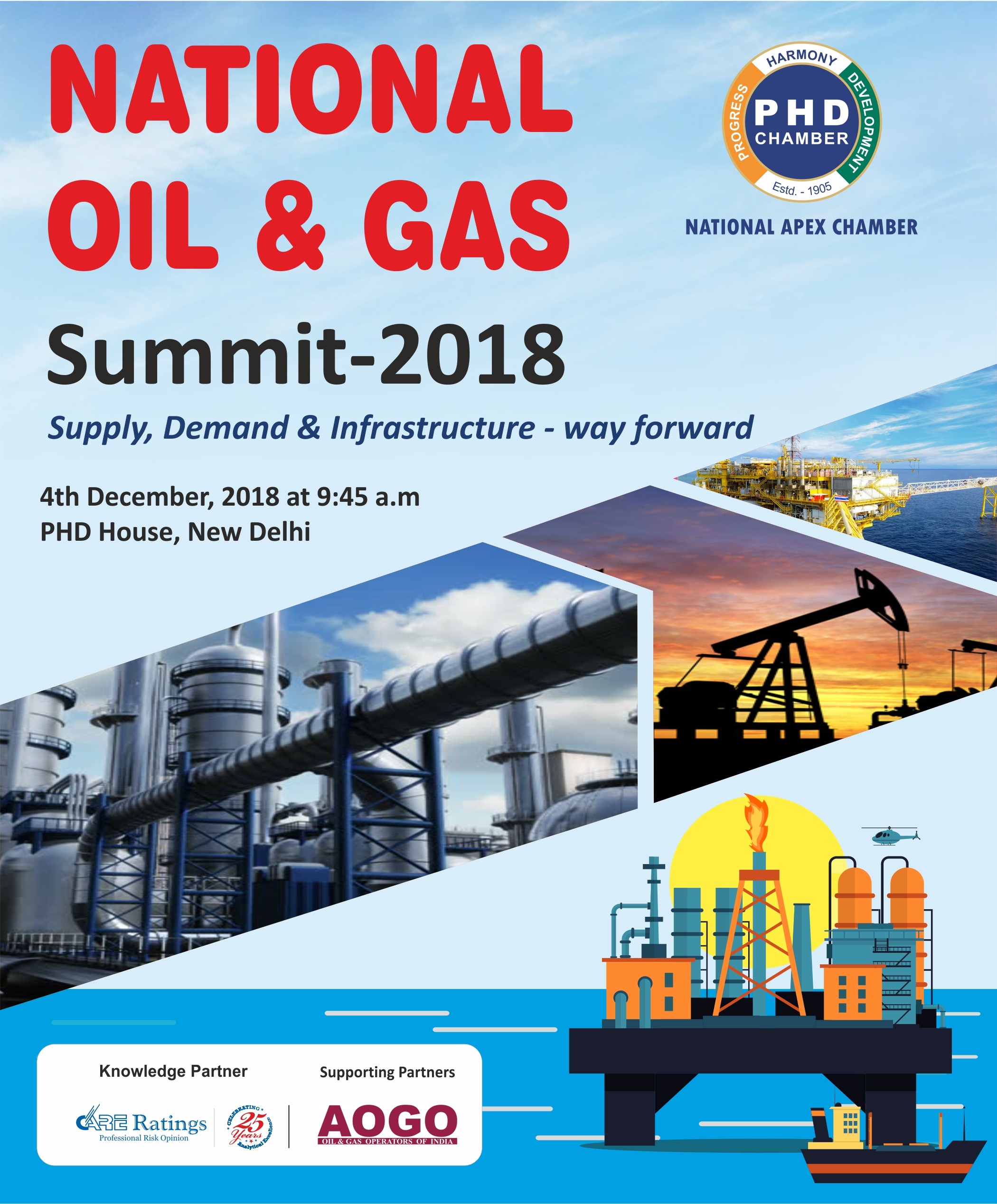 National Oil & Gas Summit -2018