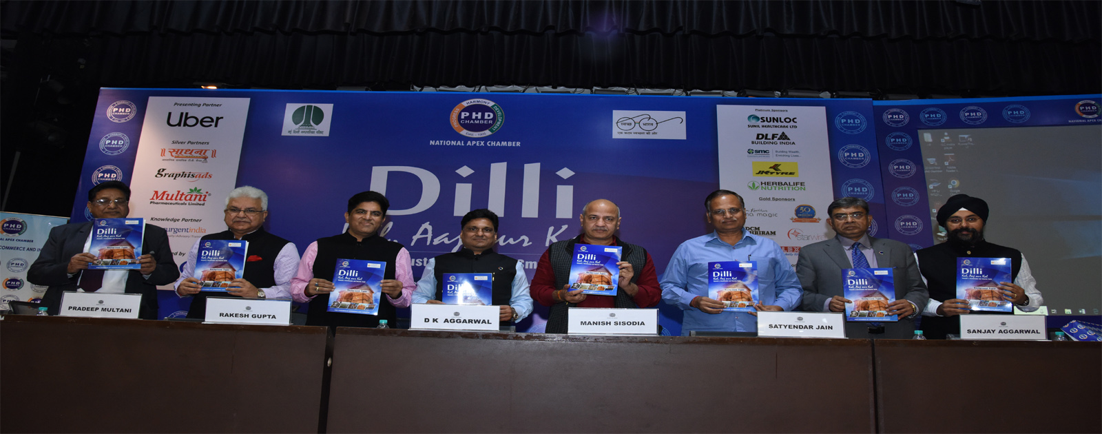 Dilli: Kal, Aaj aur Kal – Towards a Sustainable and Smarter Delhi