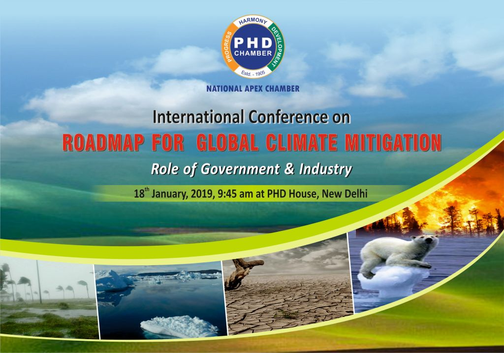 International Conference on Roadmap for Climate Mitigation