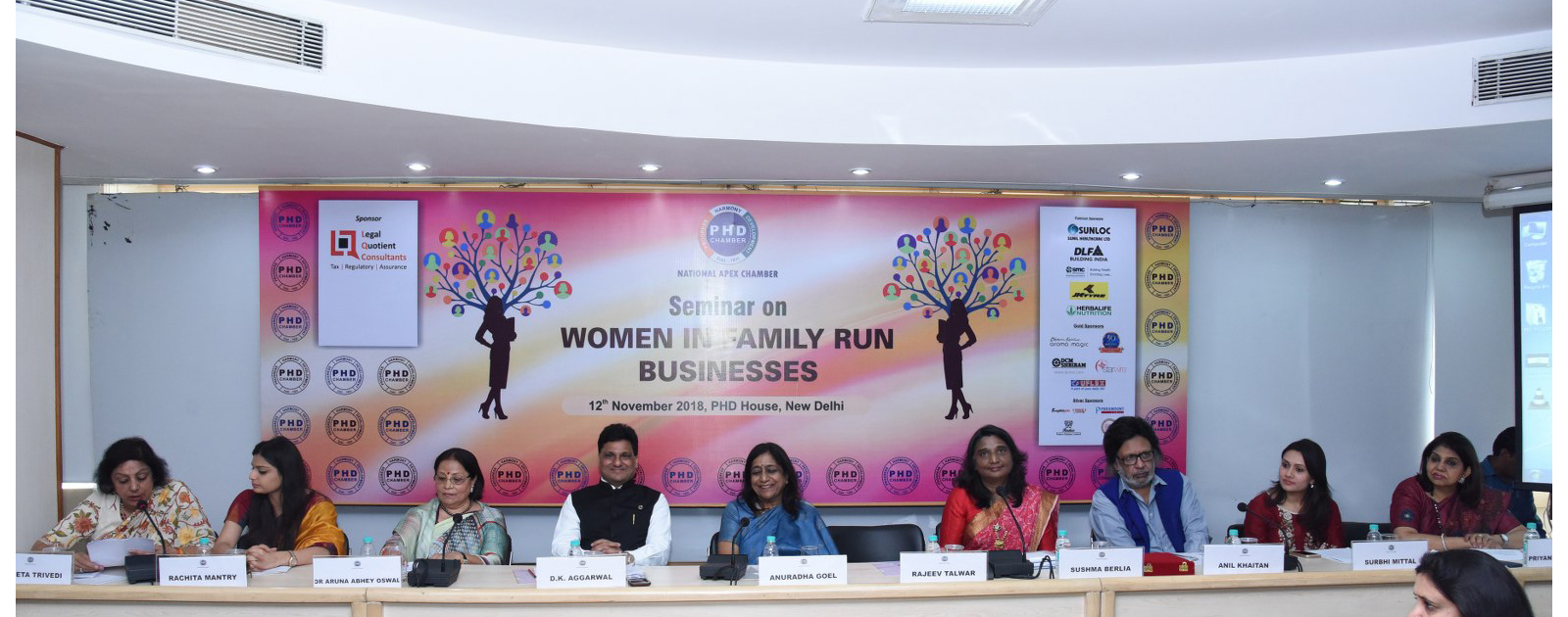 Seminar on Women in Family Run Businesses