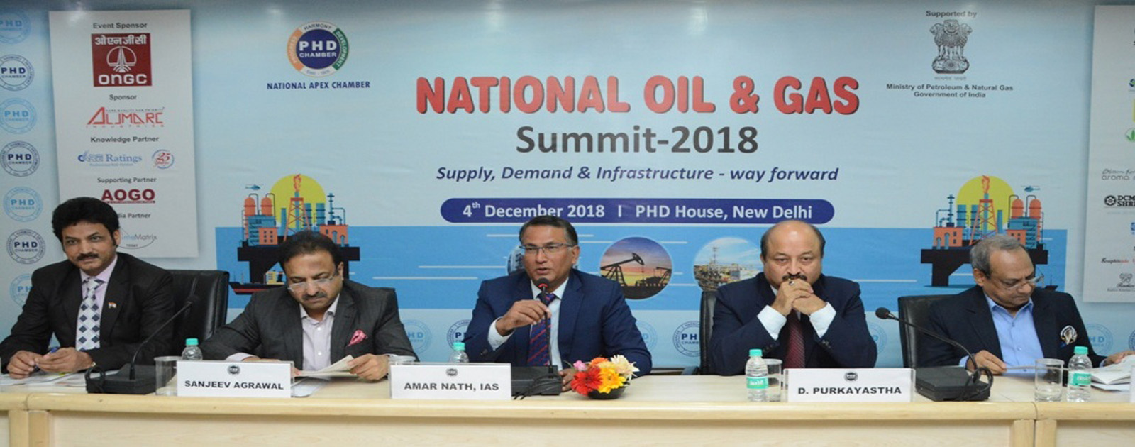 National Oil & Gas Summit – 2018