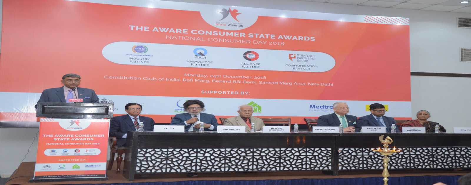 The Aware Consumer State Awards on National Consumer Day