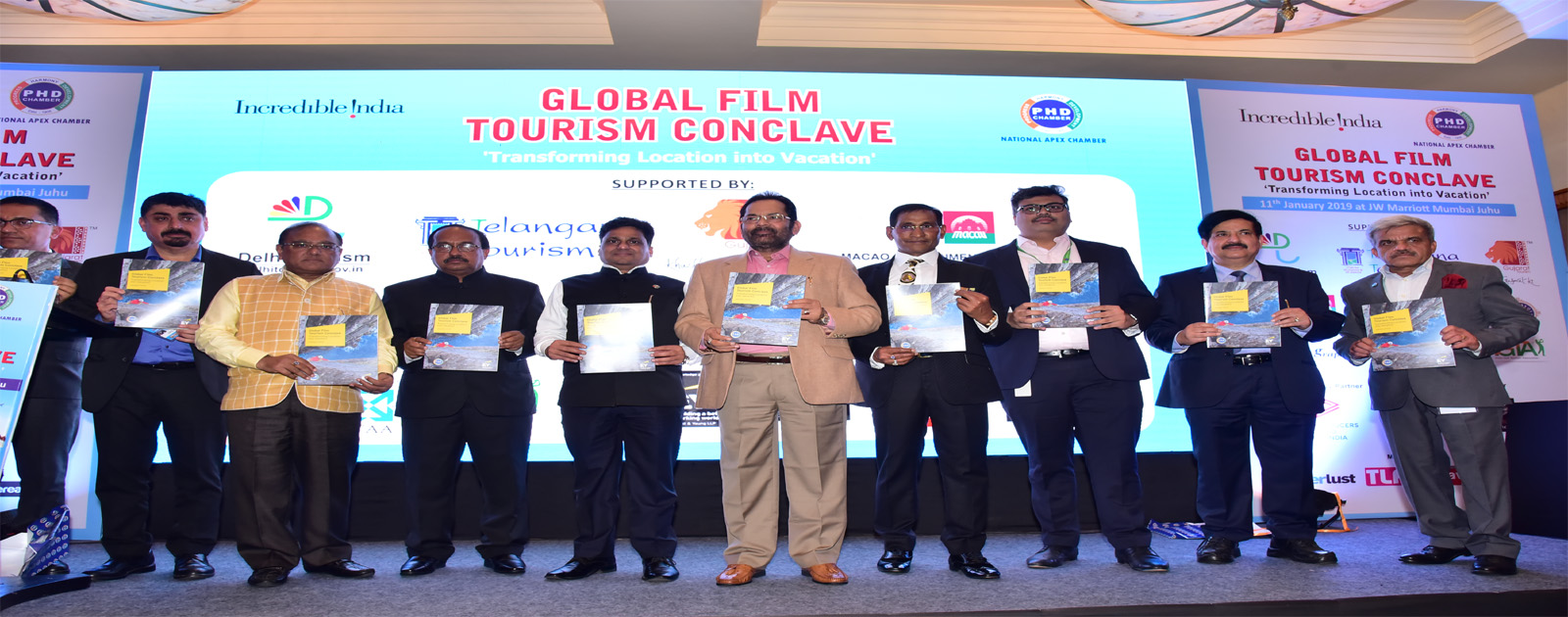 Global Film Tourism Conclave 2019