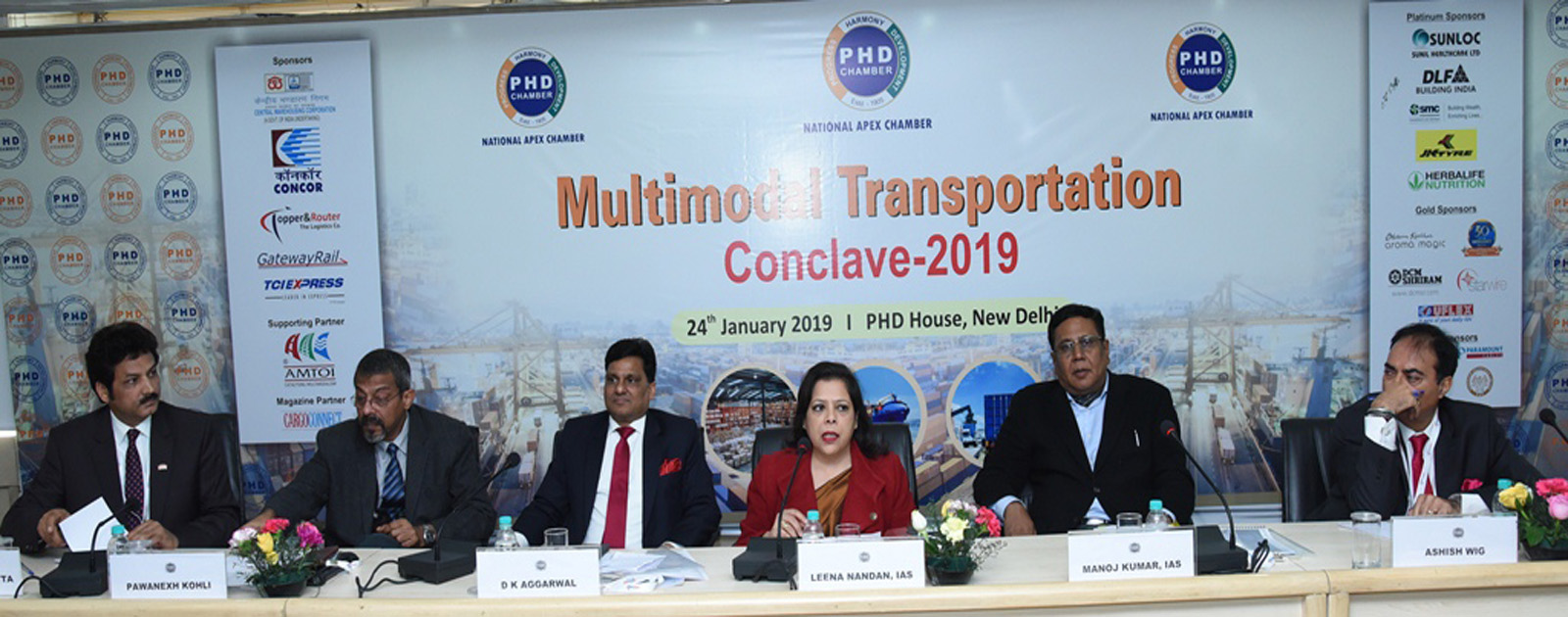 Multimodal Transportation Conclave – 2019