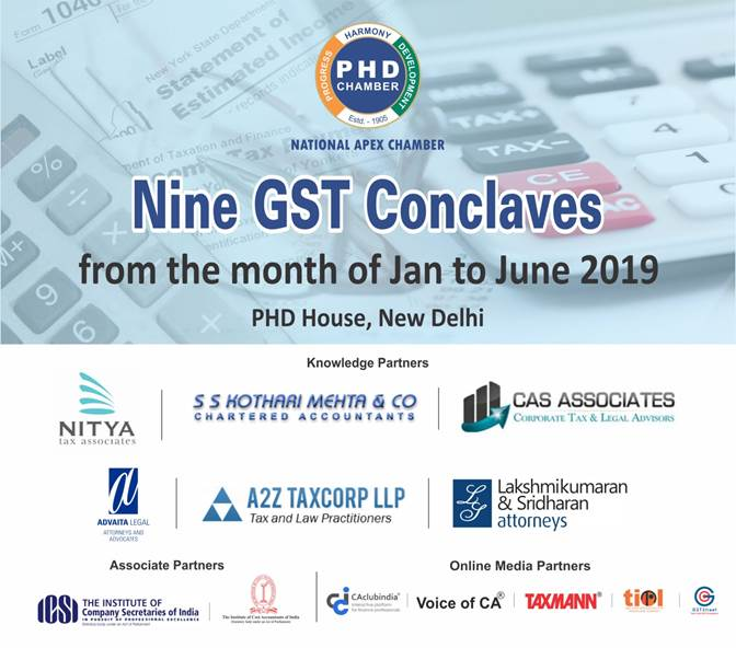 Nine GST Conclaves
