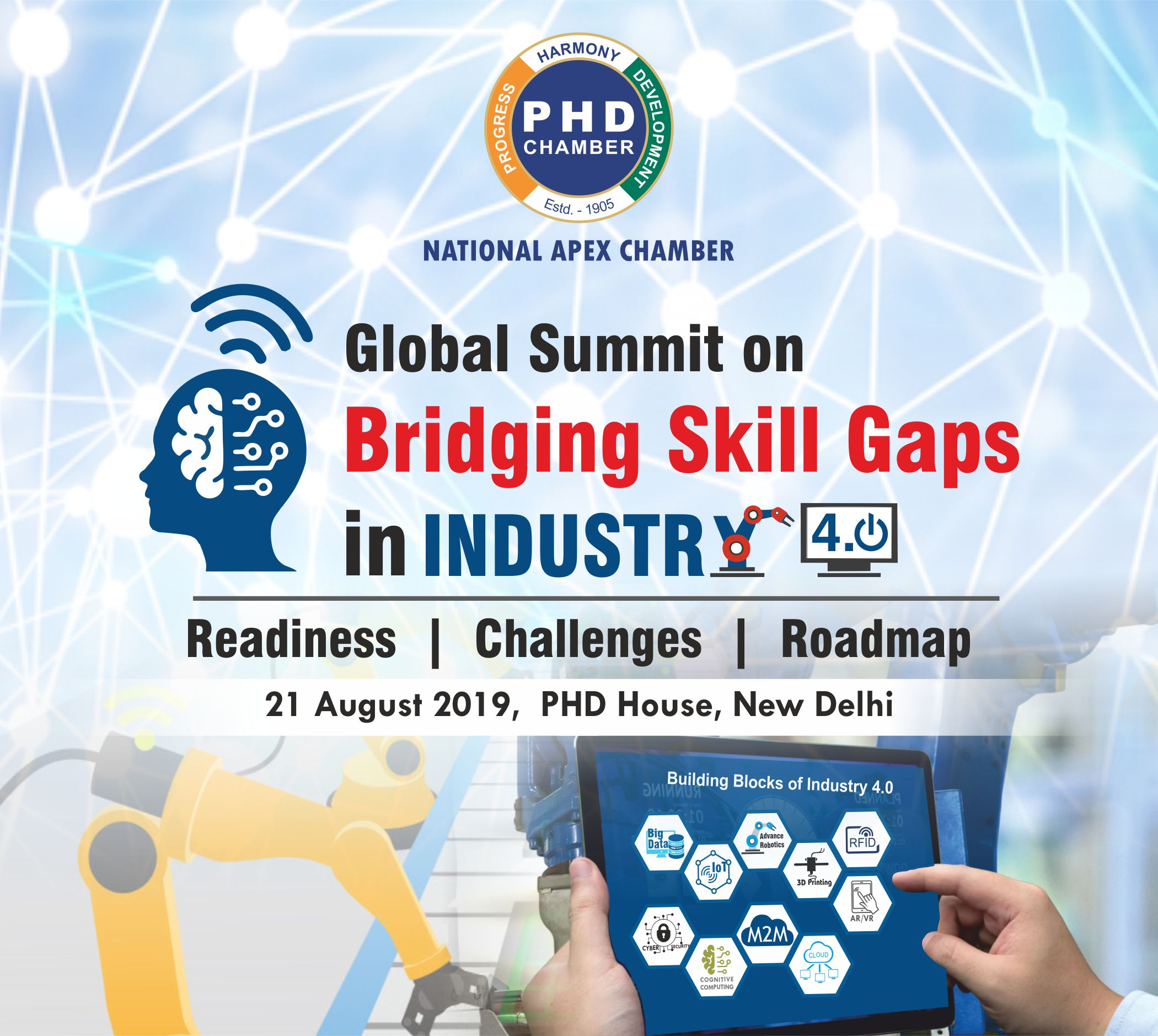 Global Summit on Bridging Skill Gaps in Industry 4.0