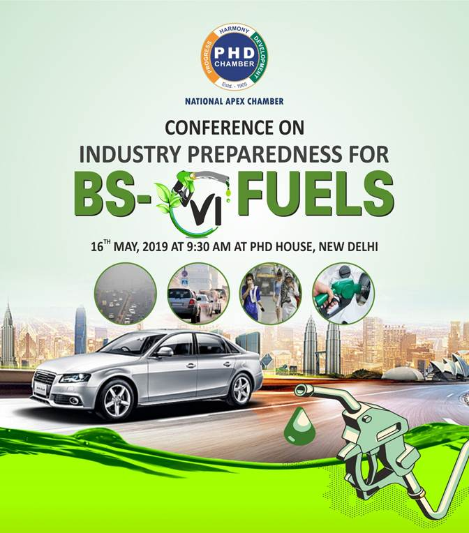 Conference on Industry Preparedness for BS-VI Fuels