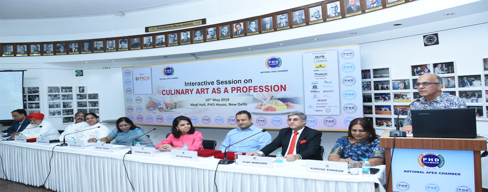 Interactive Session on Culinary Art as a Profession
