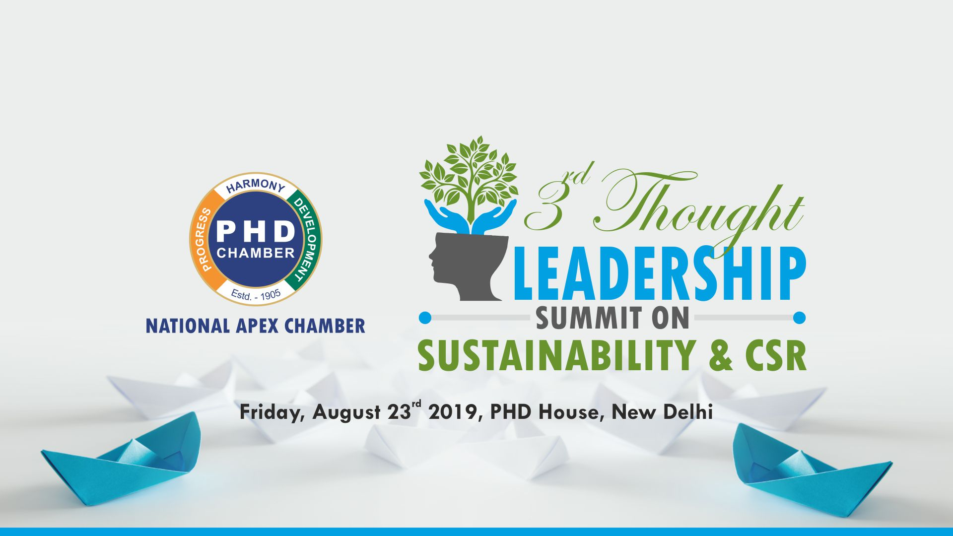 THOUGHT LEADERSHIP SUMMIT-2019