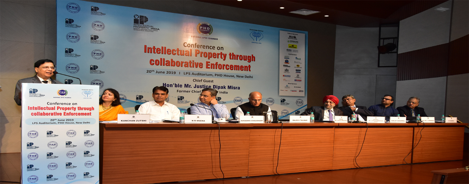CONFERENCE ON INTELLECTUAL PROPERTY THROUGH COLLABORATIVE ENFORCEMENT