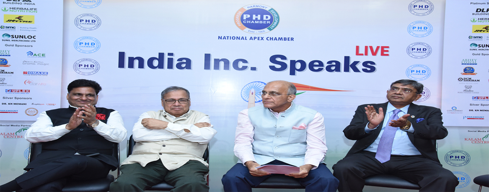India Inc. Speaks Live on Lok Sabha Elections – Results Viewing Session 2019