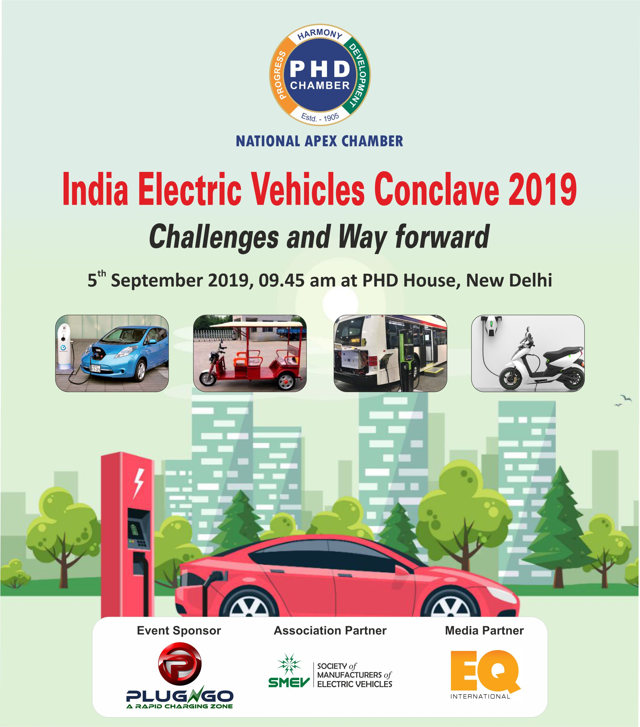 India Electric Vehicles Conclave 2019