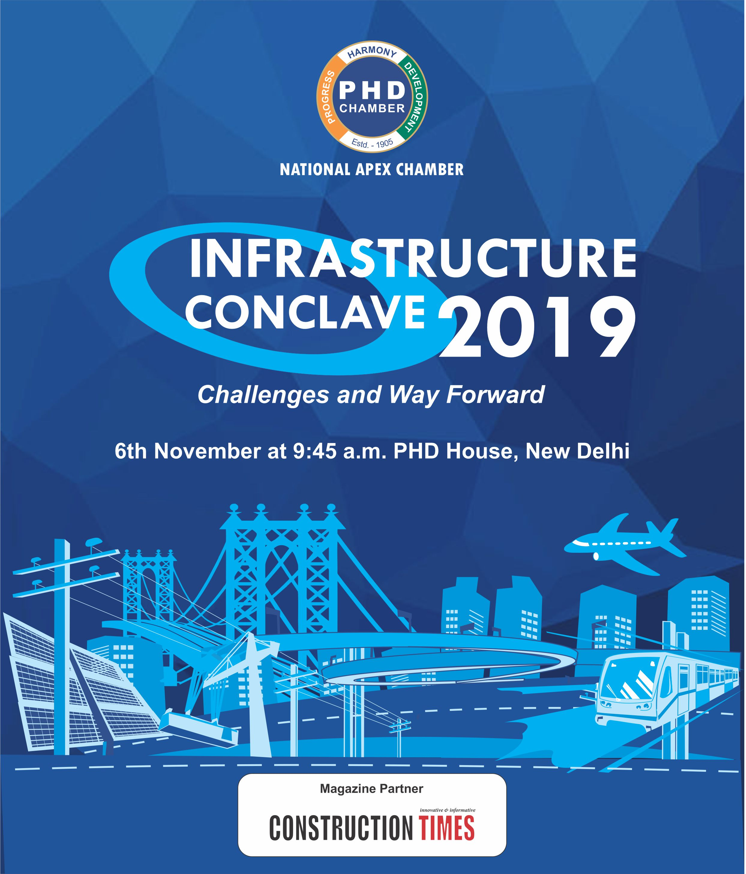 Infrastructure Conclave 2019