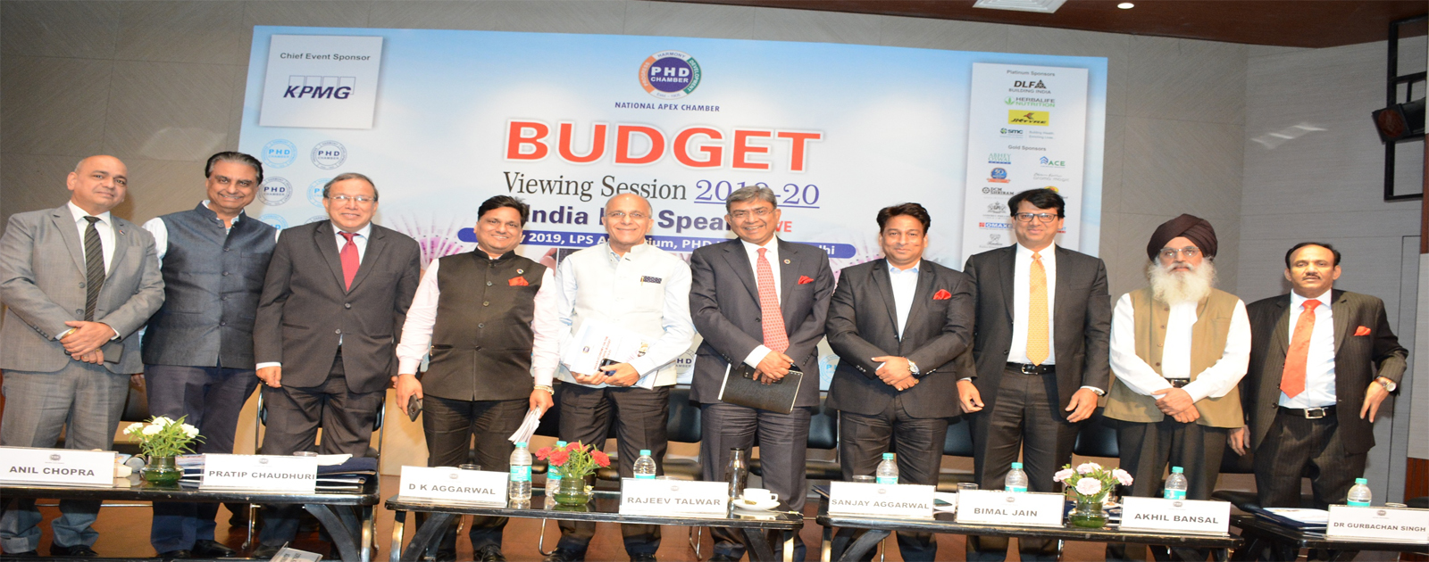 Budget Viewing Session 2019-20