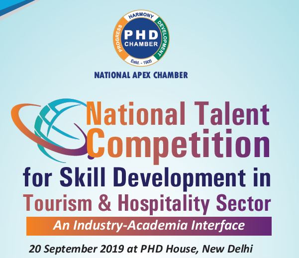 National Talent Competition for Skill Development in Tourism & Hospitality Sector: An Industry-Academia Interface