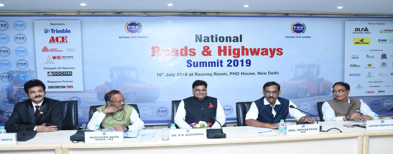 National Roads and Highways Summit 2019