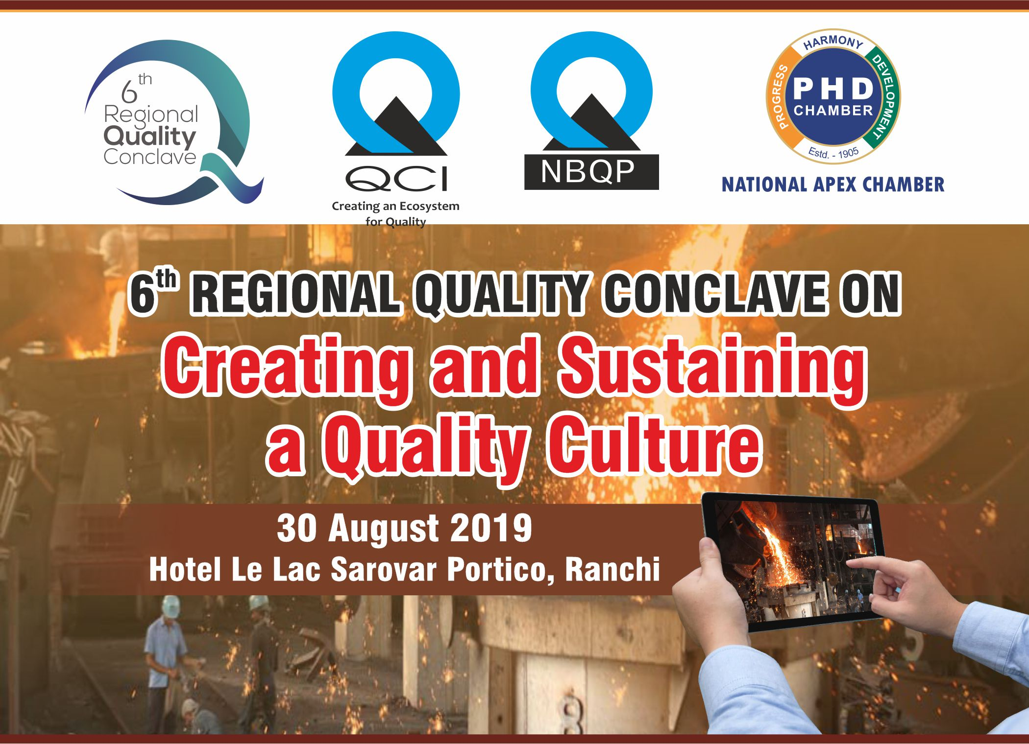 6th Regional Quality Conclave On Creating And Sustaining A Quality Culture