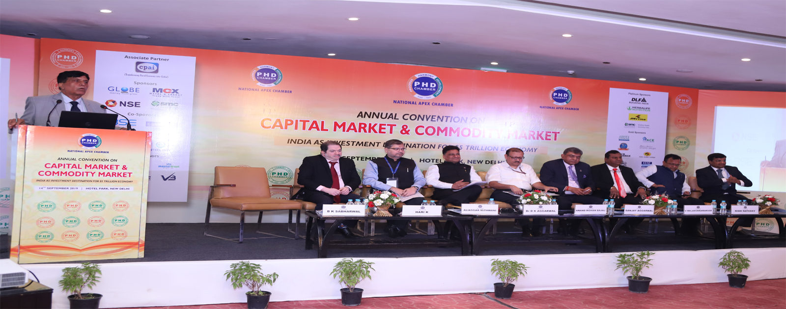 Annual Convention on Capital Market & Commodity Market