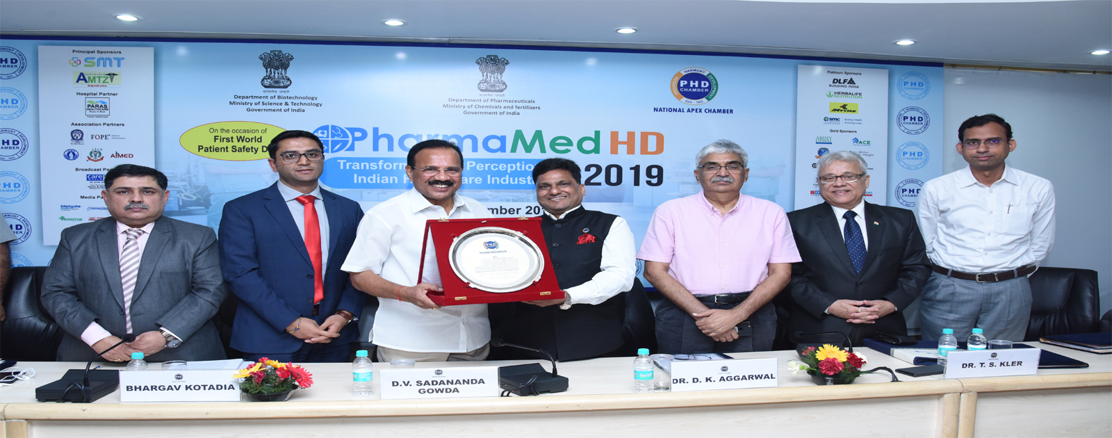 6th Pharmamed HD – Transforming the perception of Indian Healthcare Industry