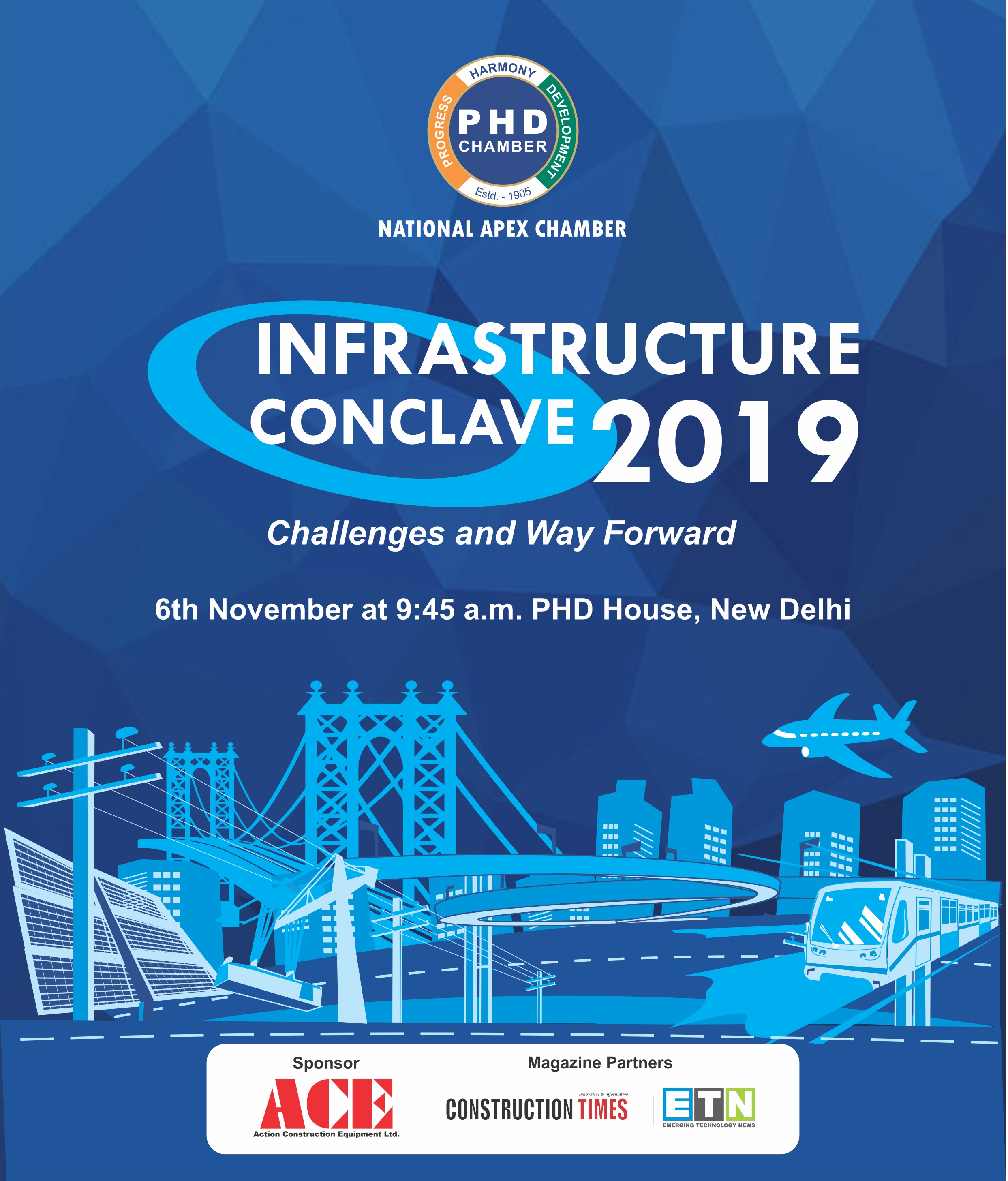 Infrastructure Conclave 2019- Challenges and Way Forward