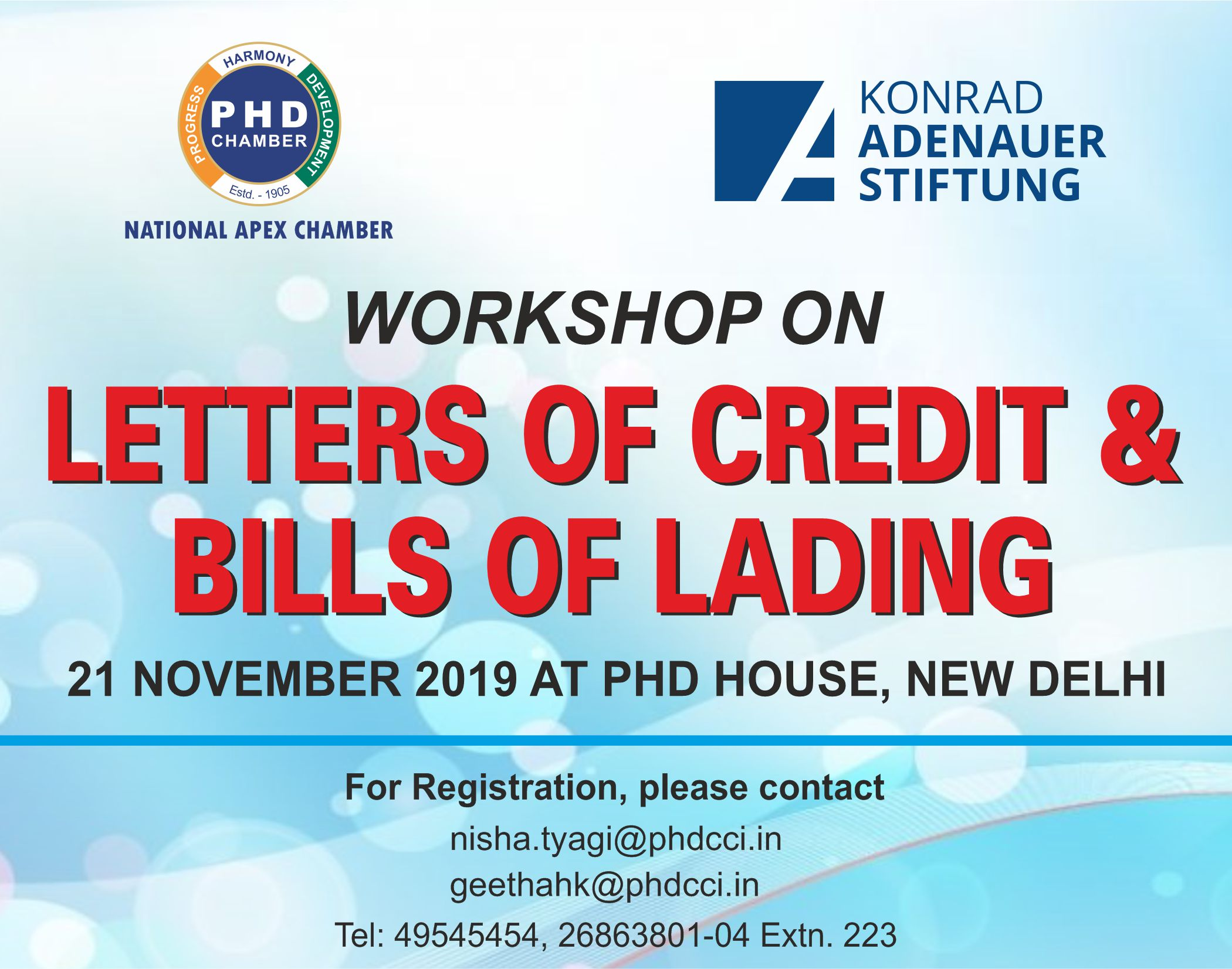 Letters of Credit & Bills of Lading