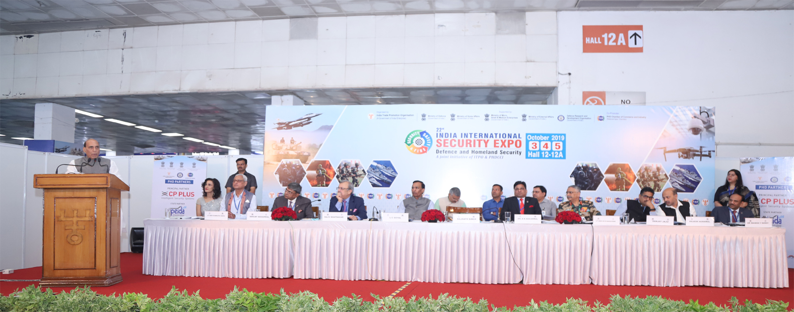 India International Security Expo 2019