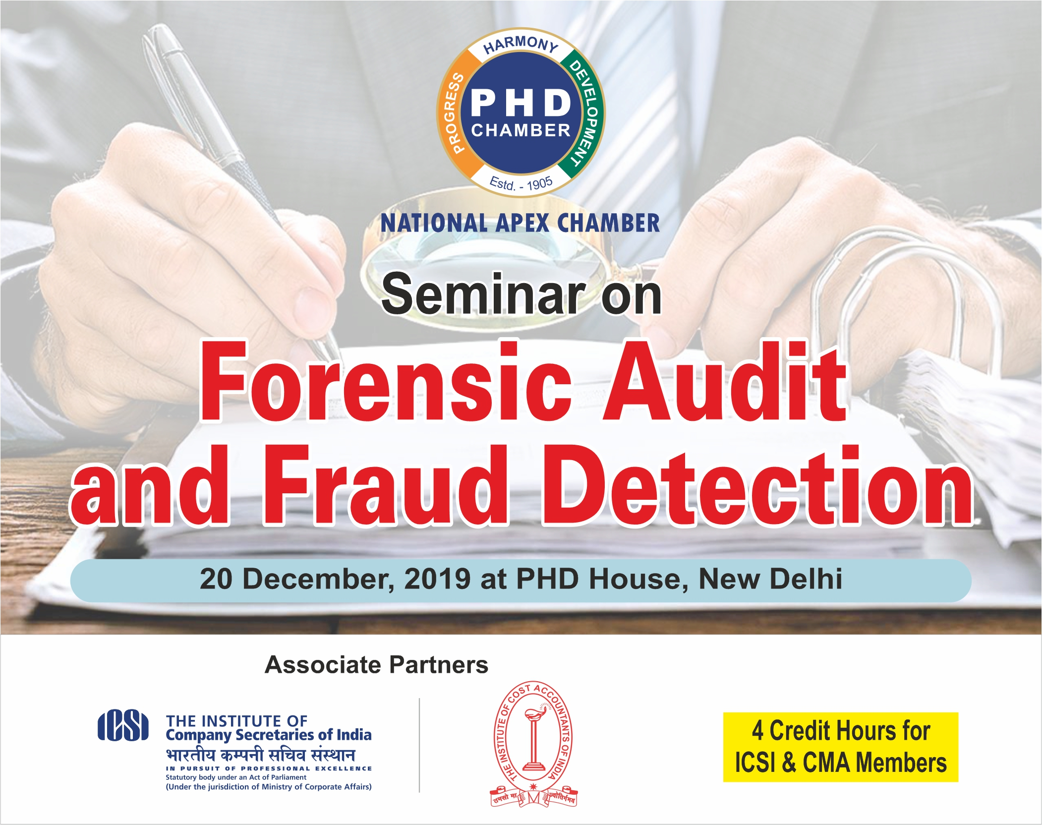 Seminar on Forensic Audit & Fraud Detection