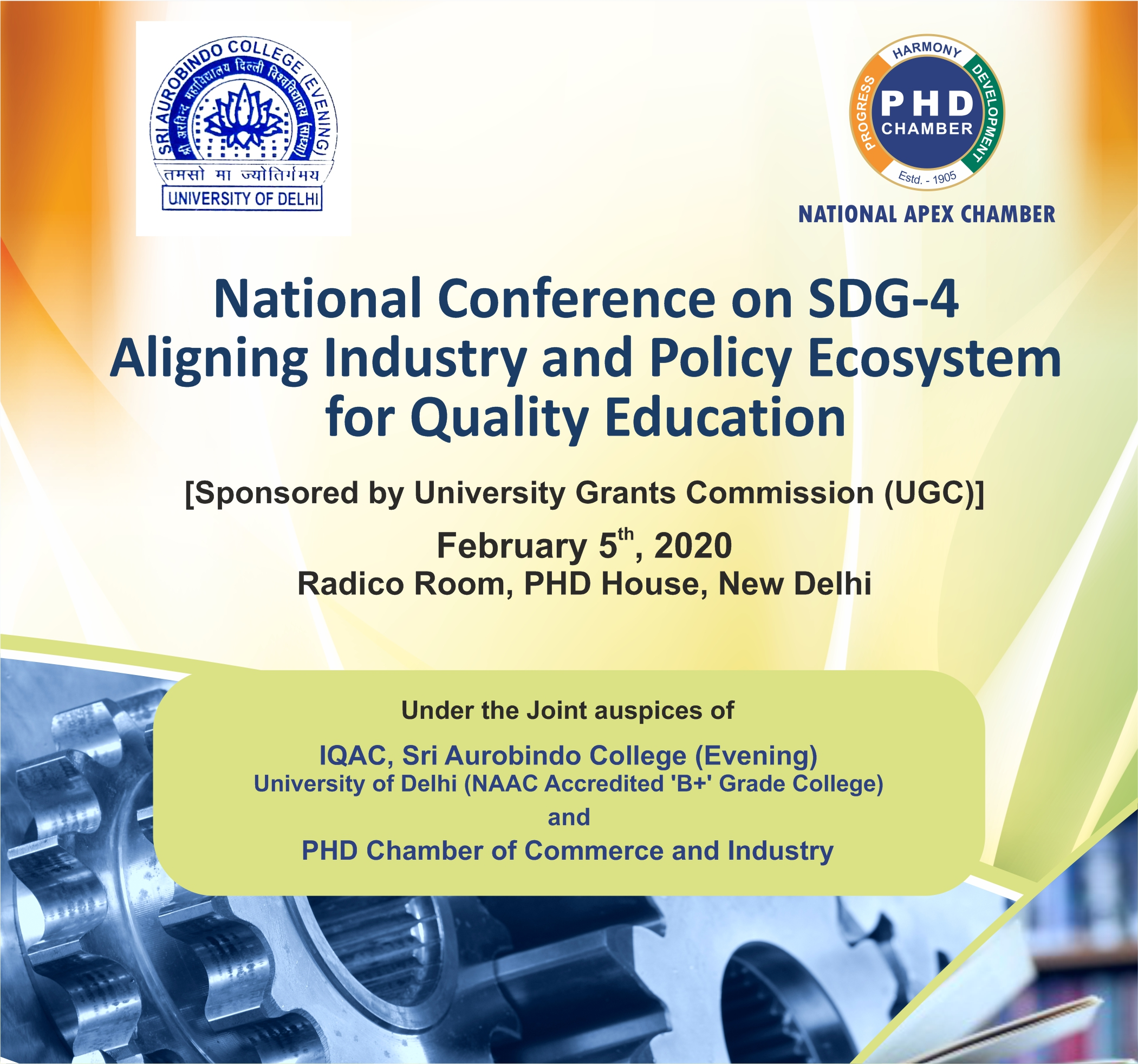 National Conference on SDG-4