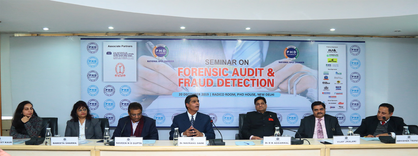 Seminar on Forensic Audit and Fraud Detection