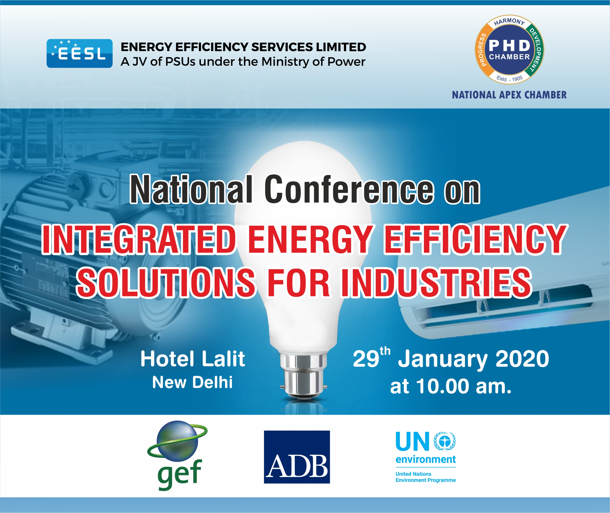 National Conference on Integrated Energy Efficiency Solutions for Industries