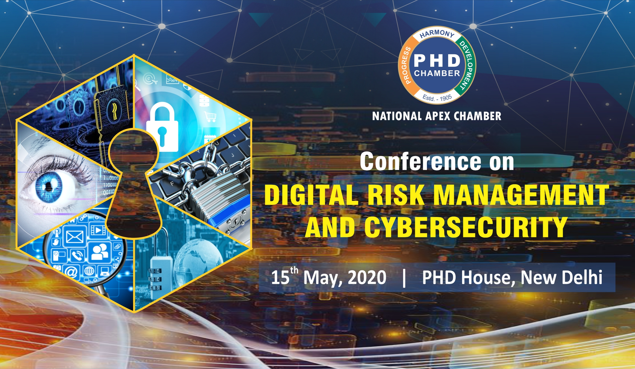 Conference on Digital Risk Management and Cybersecurity