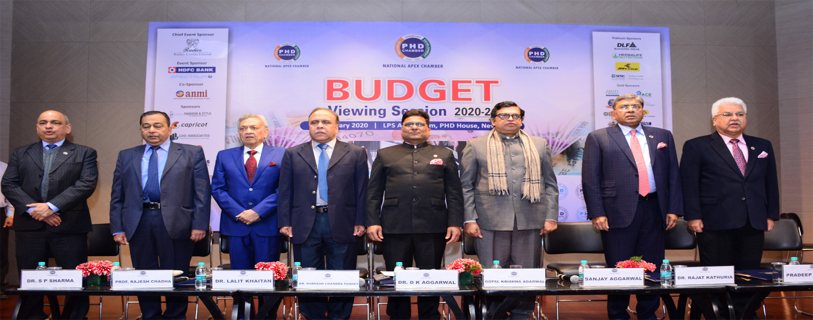 Budget Viewing Session 2020-21