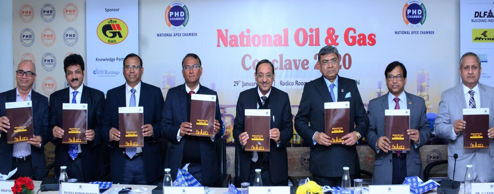 PHD National Oil & Gas Conclave-2020