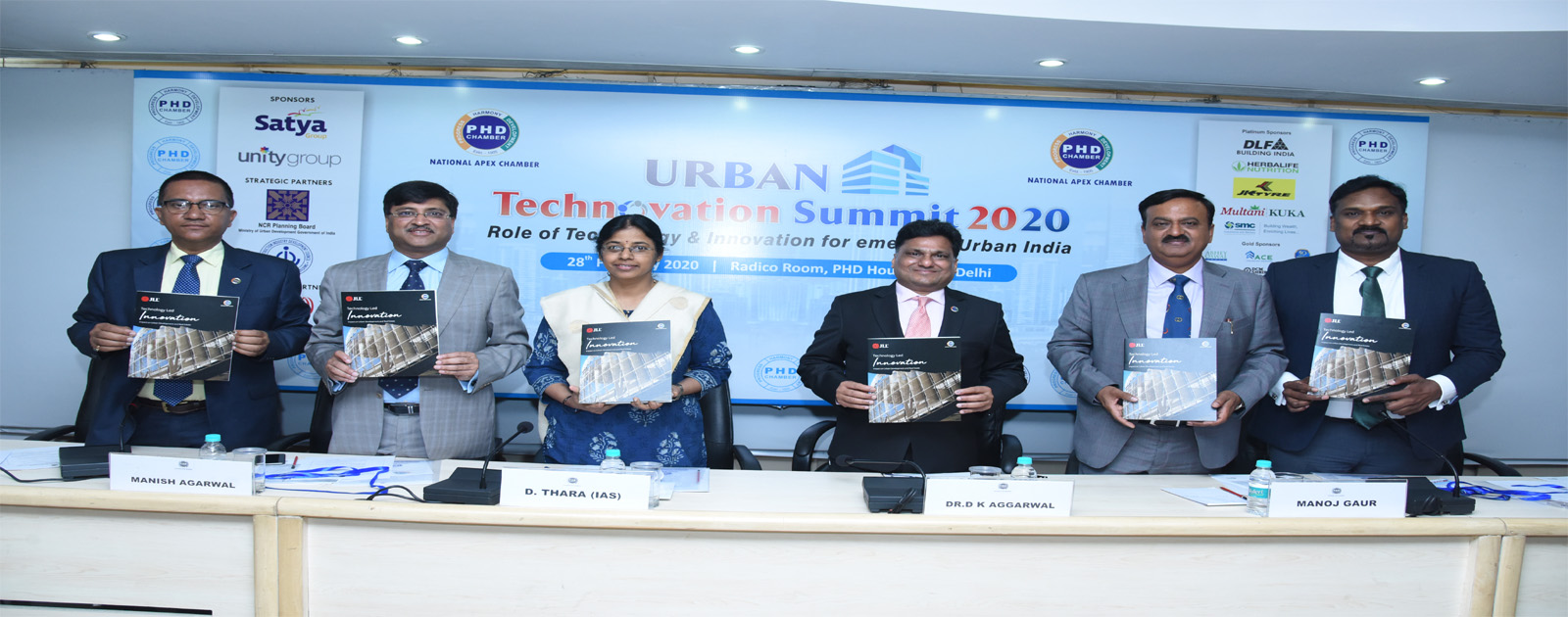Urban Technovation Summit 2020