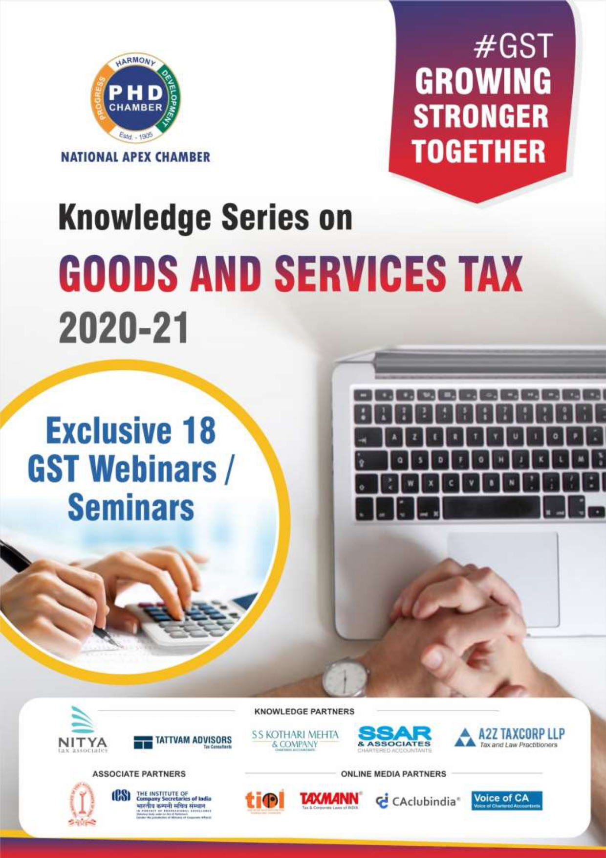 Knowledge Series on Goods & Services Tax 2020-21