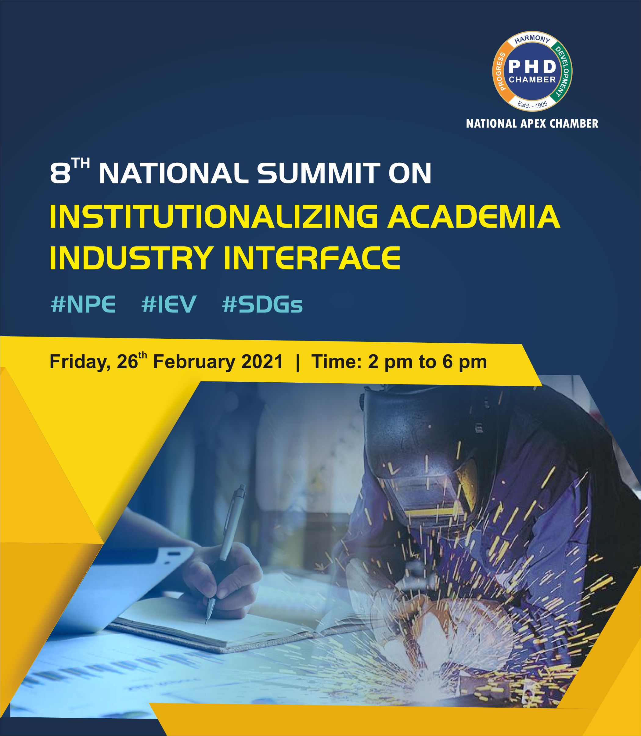8th National Summit on Institutionalizing Academia Industry Interface