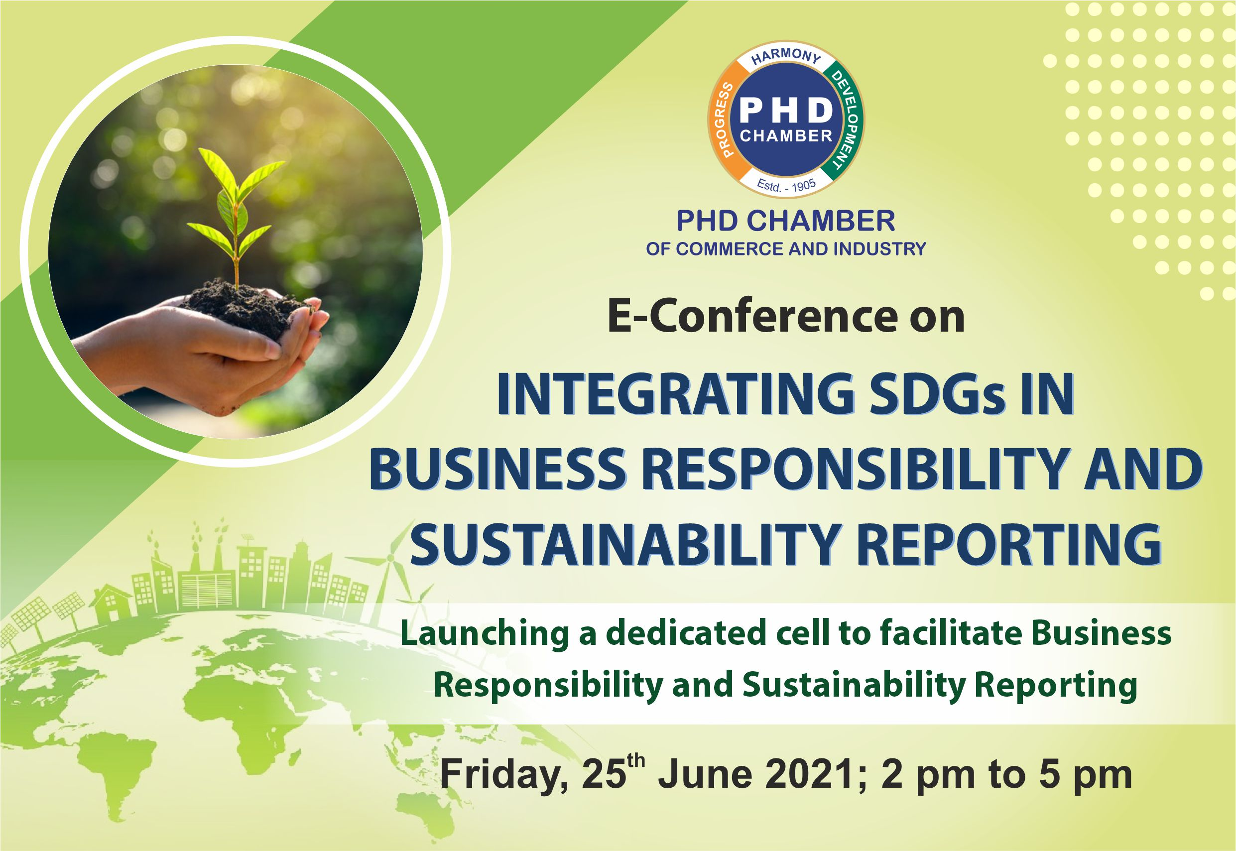 E-Conference on Integrating SDGs in Business Responsibility and Sustainability